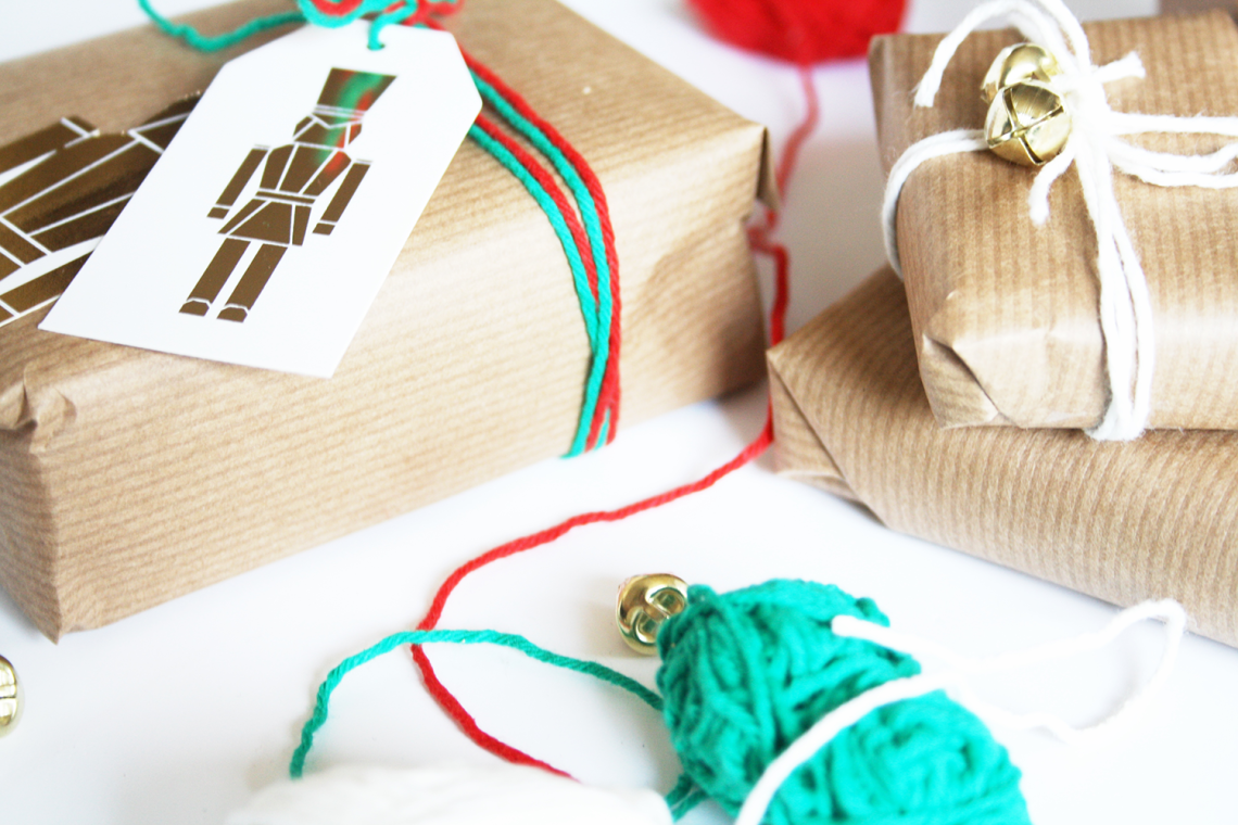 Cadeaus inpakken