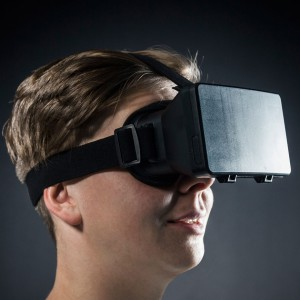 Gadgets - Virtual reality headset voor smartphone