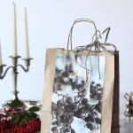 Kerst cadeau inpakken