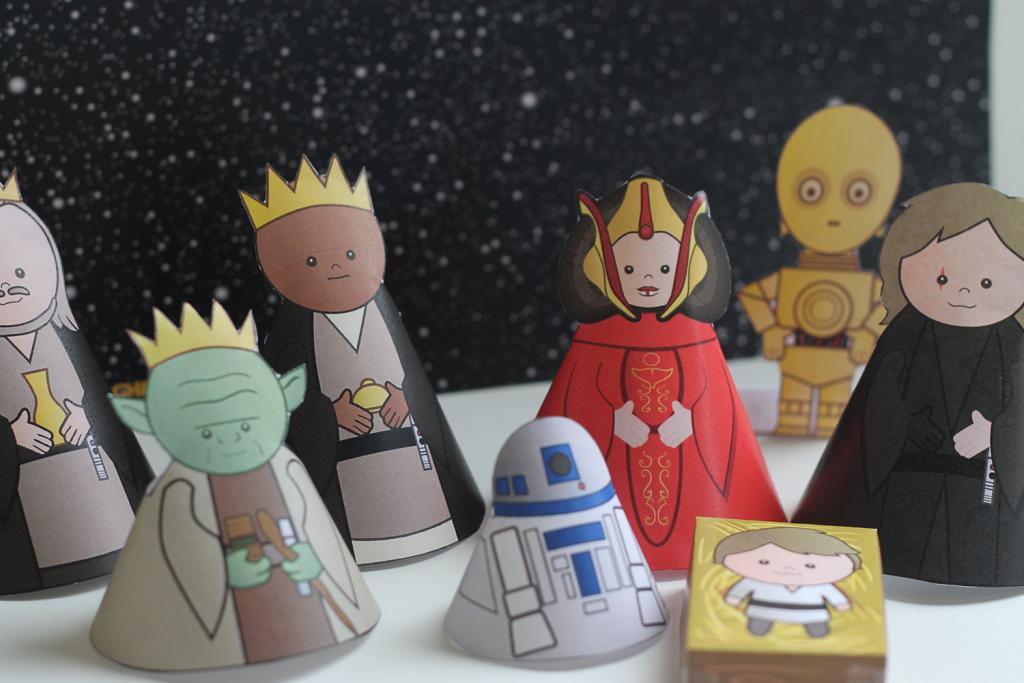 Star Wars Kerst