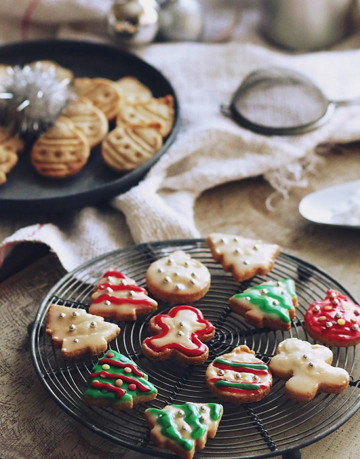 Recept Kerstkoekjes