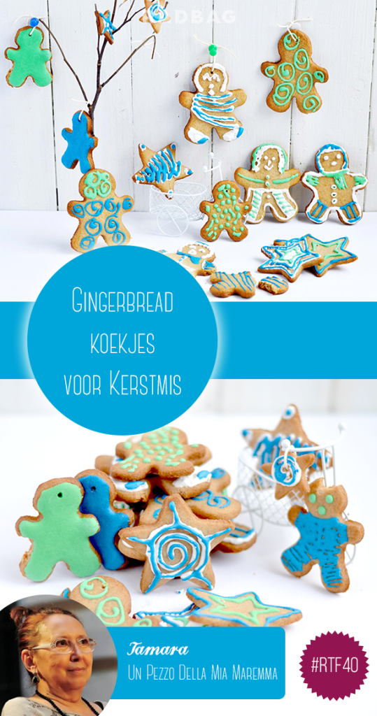 Gingerbread recept