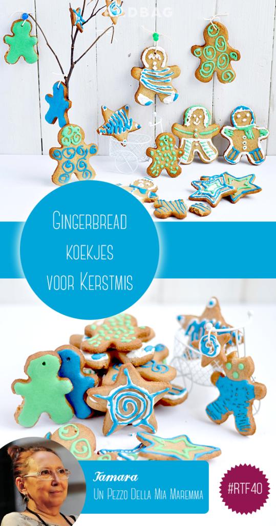 Gingerbread recept