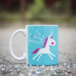 Kerstcadeau voor vriendin - Eenhoorn tas