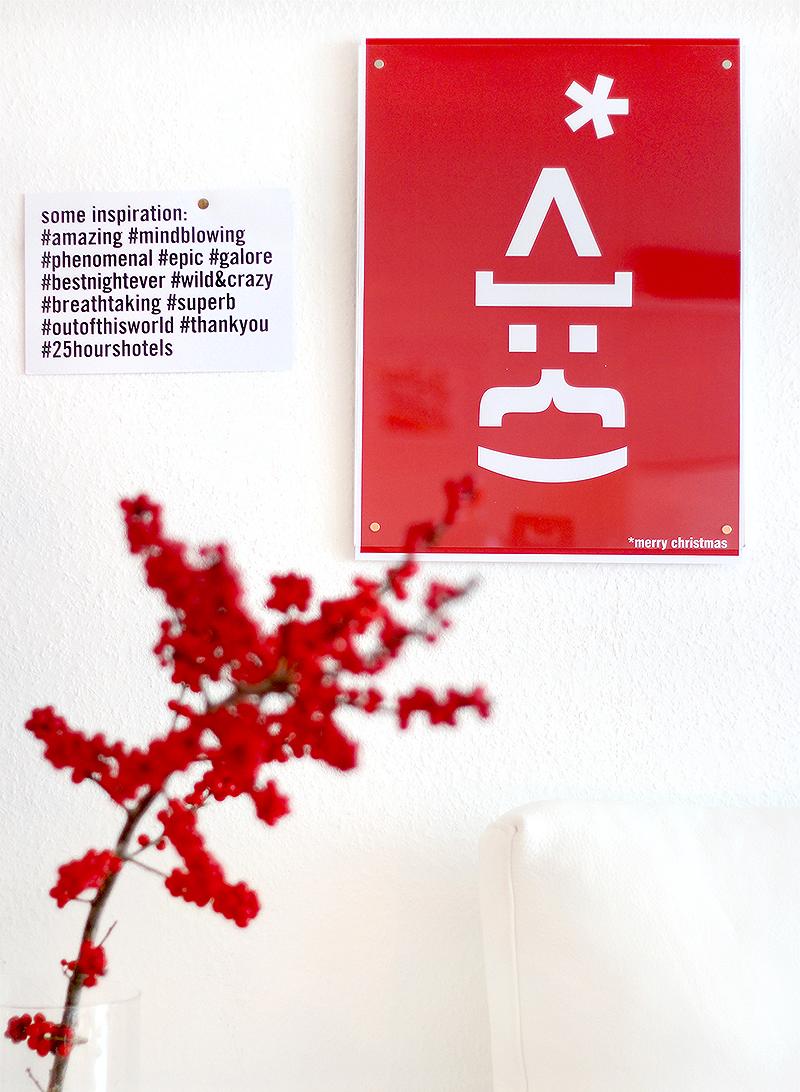 Poster Kerstman
