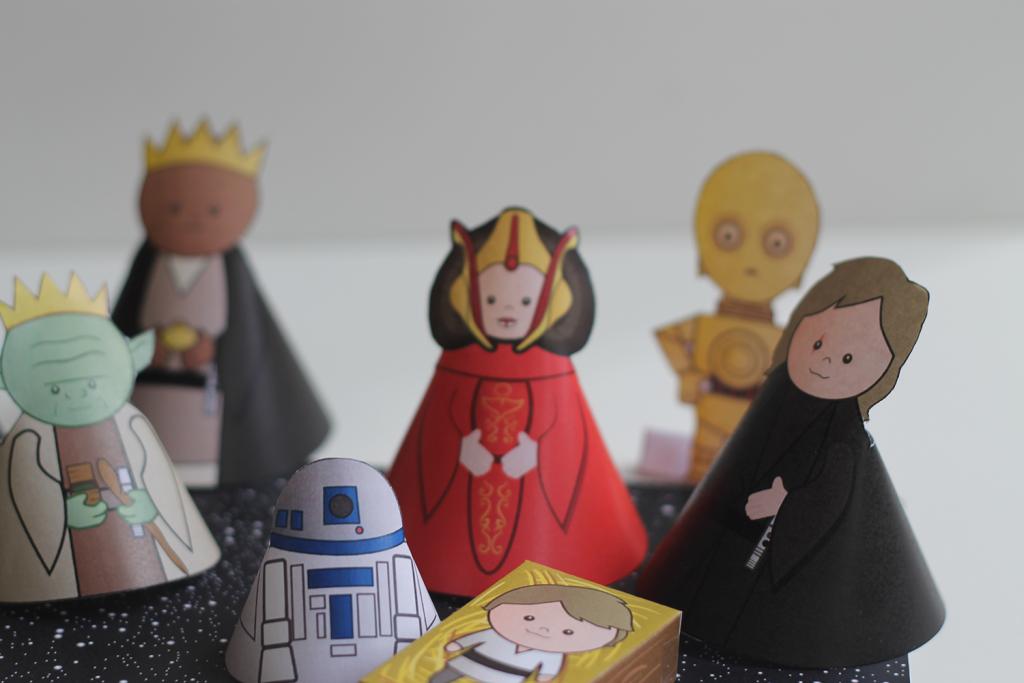 Star Wars Kerst stal