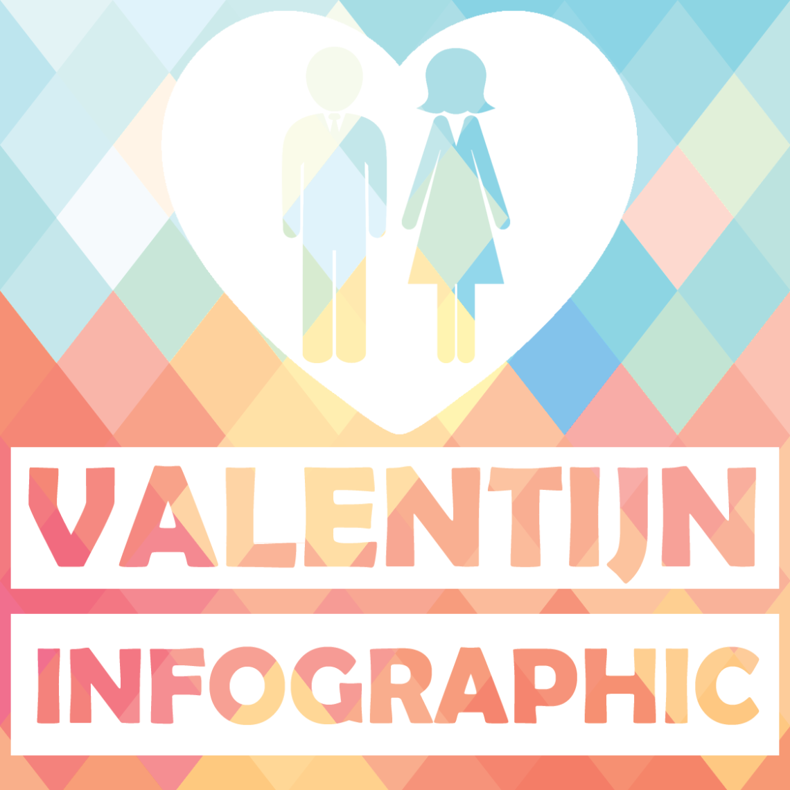 Valentijn infographic