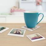 Moederdag cadeau - Polaroid onderleggers