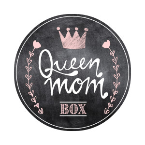 Queen mom label