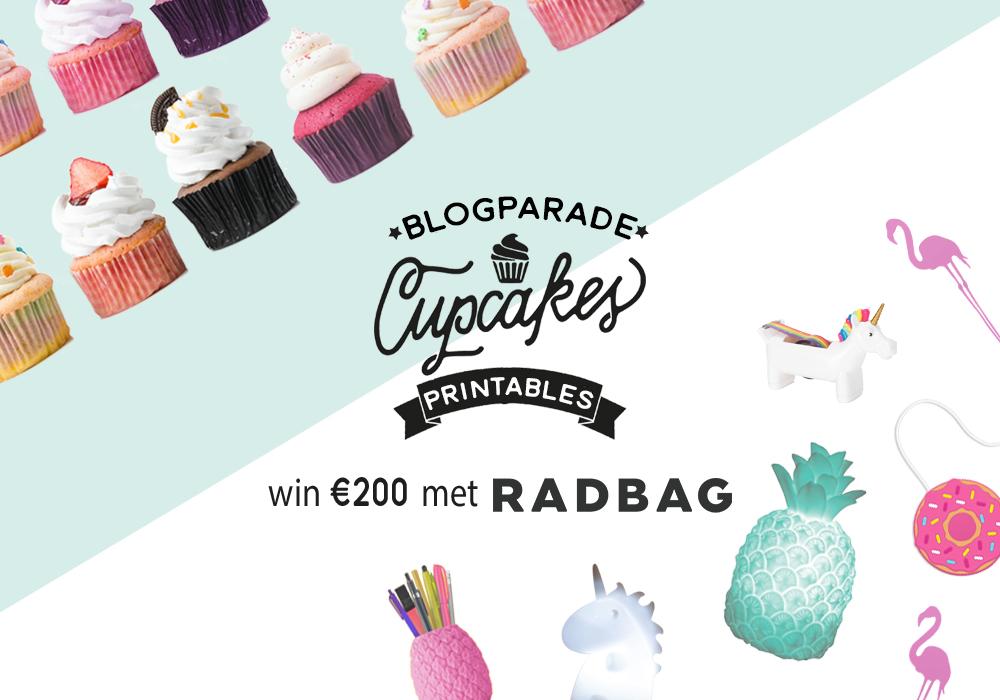 Cupcake blogparade