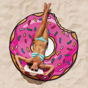 Poolparty gadget - Donut strandlaken