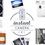 Verjaardagscadeau instant camera