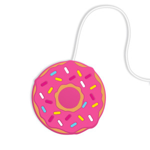 Back to school - Donut tasverwarmer