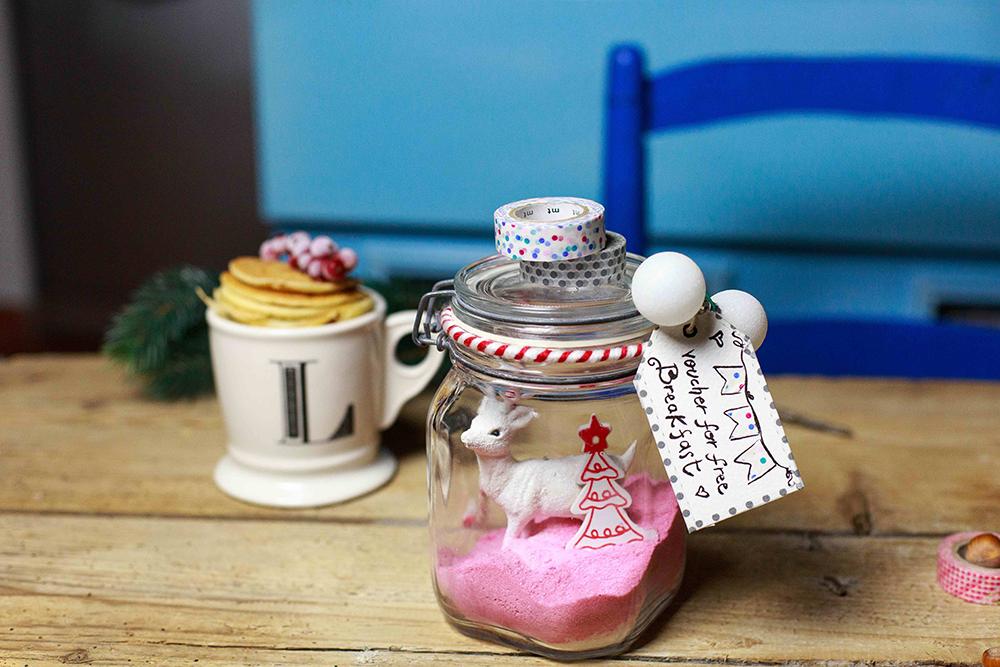 Kerstmis 2016 - DIY Kerstdecoratie in a jar - 1