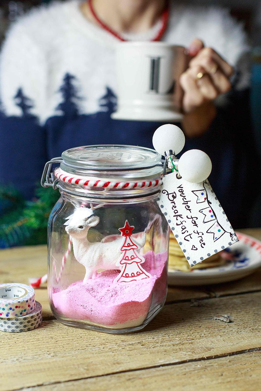 Kerstmis 2016 - DIY Kerstdecoratie in a jar - 2