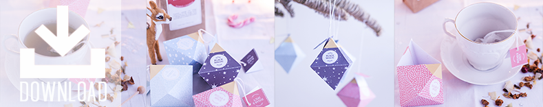 Kerstmis 2016 - DIY tea box download