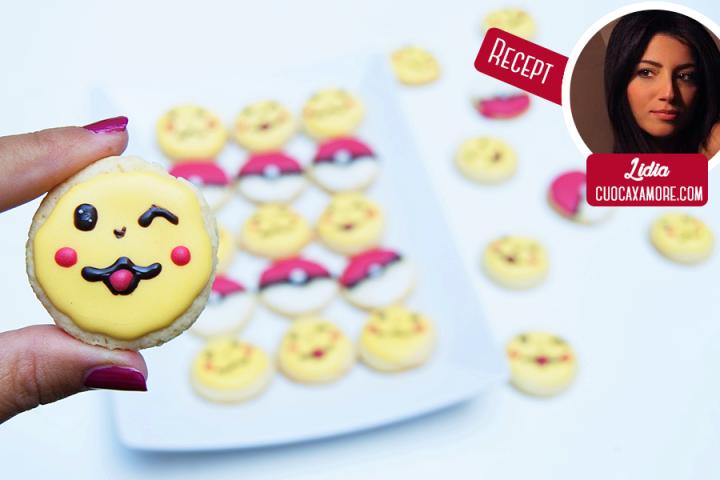 Kerstmis 2016 - Pokemon go koekjes - header