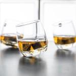 Cadeau voor vriend - Rocking whiskyglazen