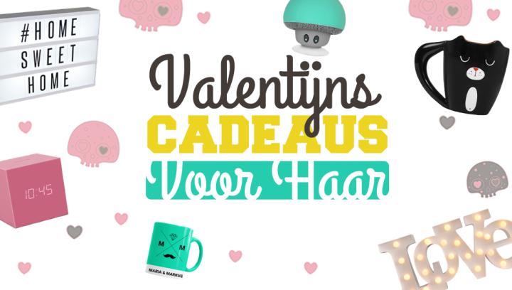 Valentijnscadeau voor haar - Header