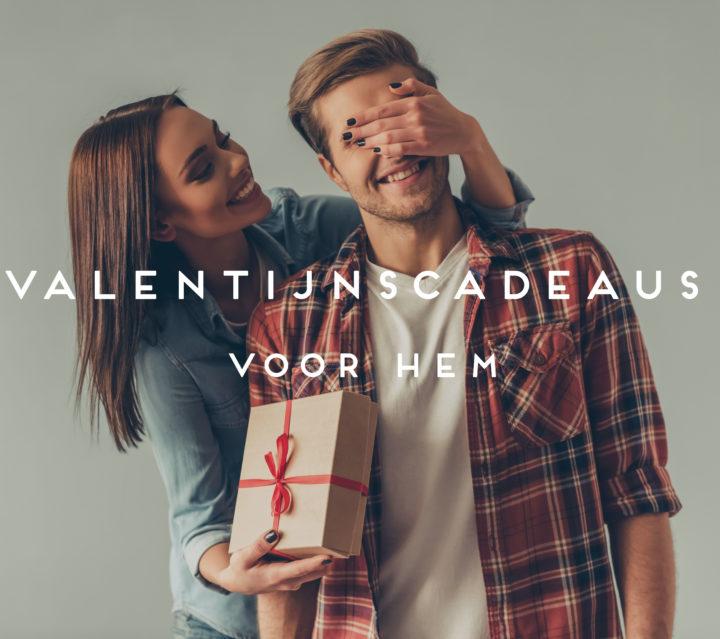 valentijnsdag voor hem