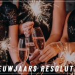 nieuwjaarsresoluties