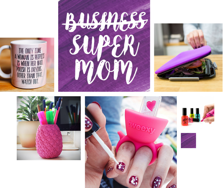 Moederdag cadeaus - Business - Header