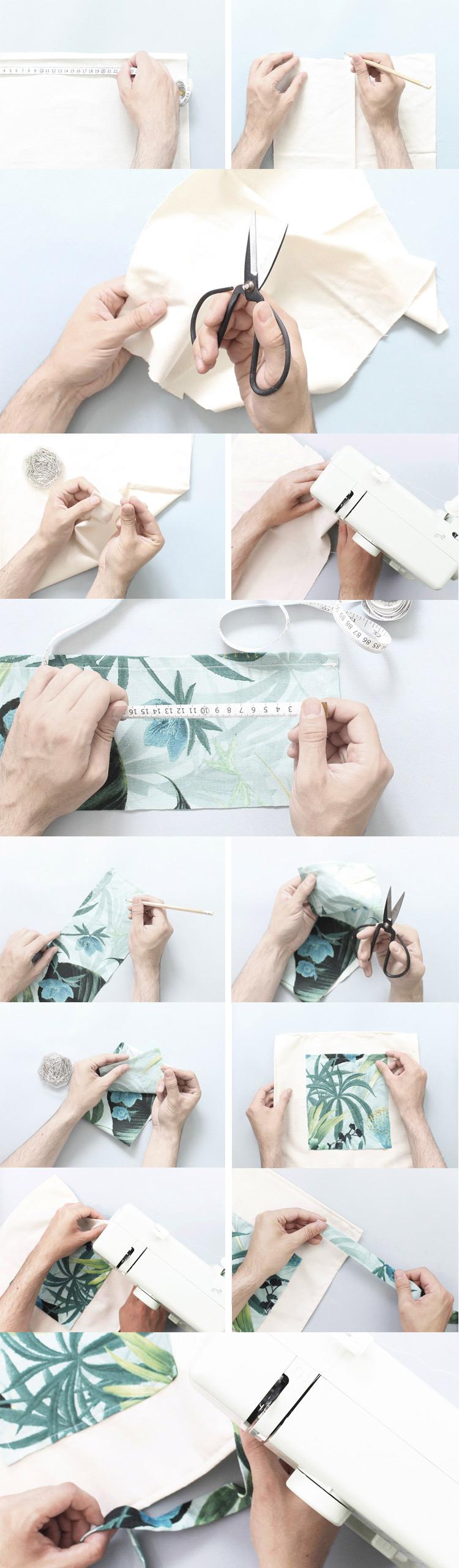 DIY schort als cadeau voor hem (4)