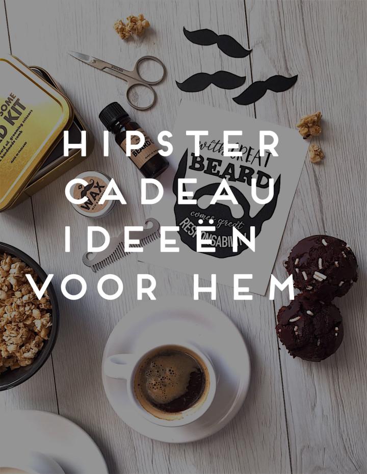 cadeau voor hipster