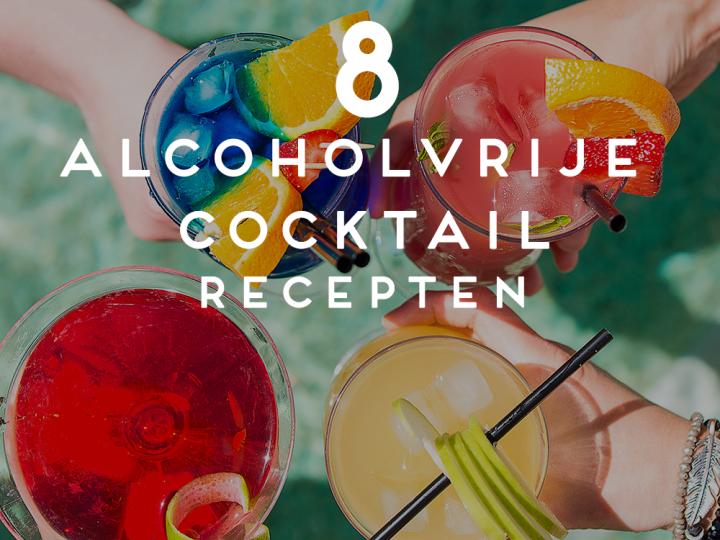 alcoholvrije cocktail recepten