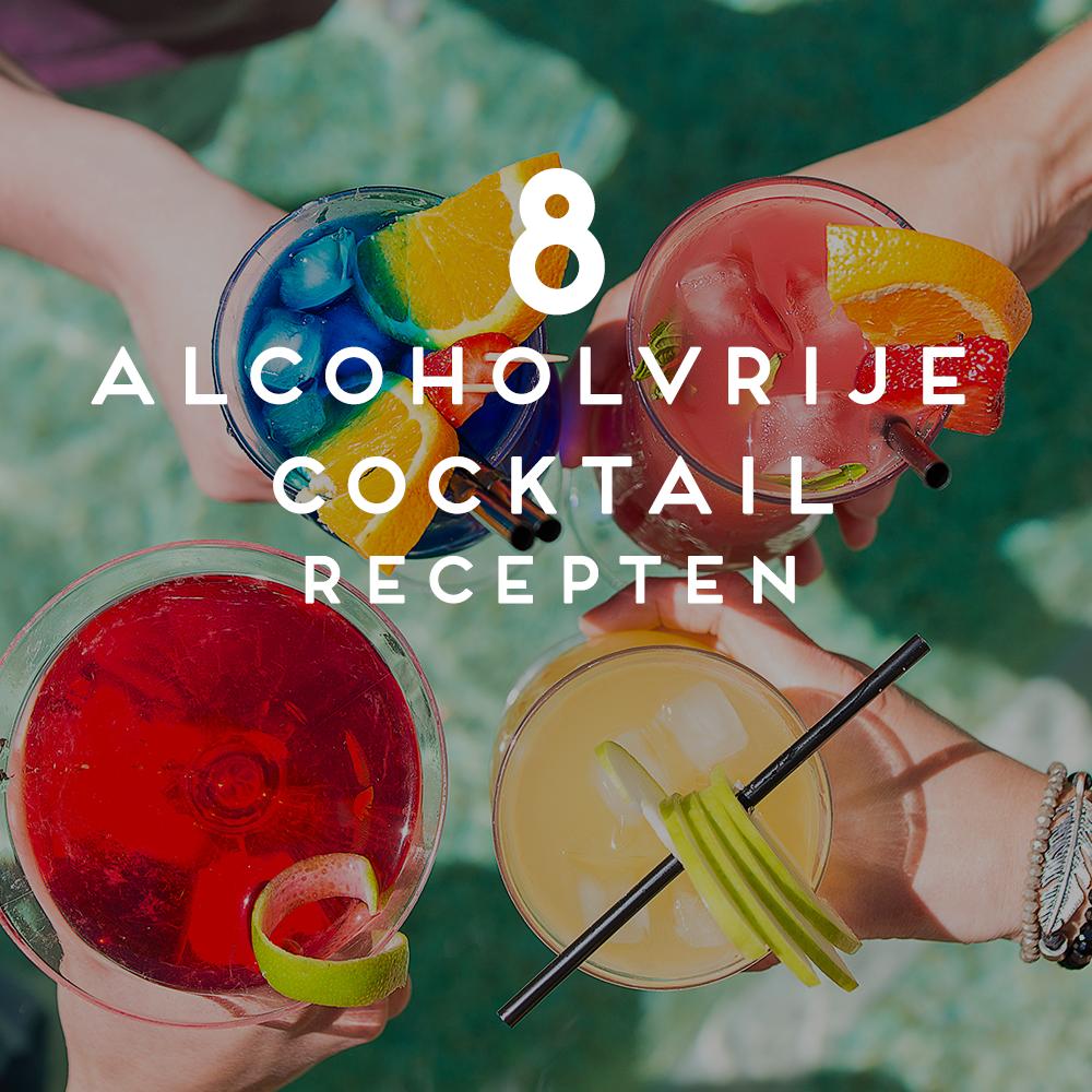 8 alcoholvrije cocktail recepten voor de zomer for Wat lemmet terras betekent