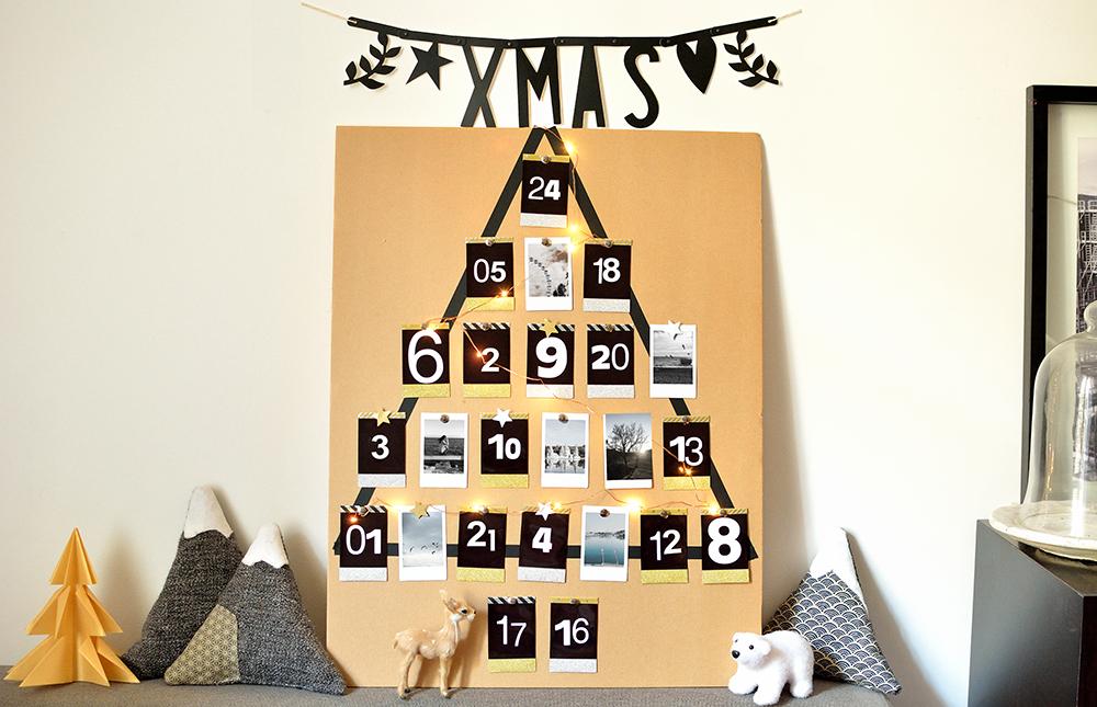 Iets Nieuws Radbag - Maak je eigen Adventskalender met polaroids! @PH61