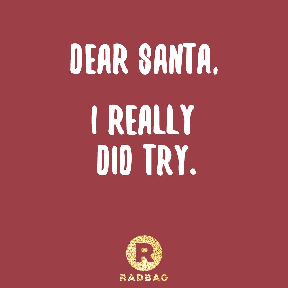 Kerstwensen Maar Dan Een Tikkeltje Anders Radbag Nl Blog