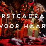 kerst kerstmis cadeau cadeaus voor haar kado