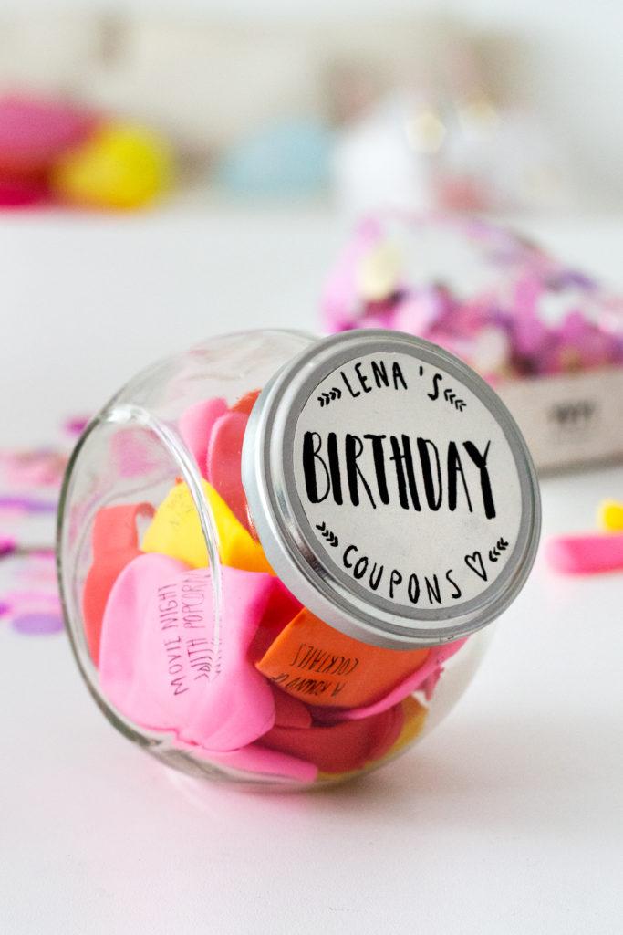 origineel verjaardagscadeau