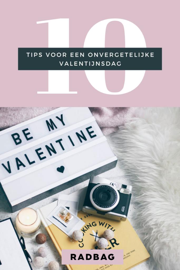 Love is in the air  Met deze 10 tips wordt je Valentijnsdag onvergetelijk!