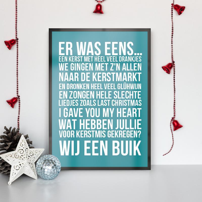 kerstcadeaus_personaliseerbare_poster