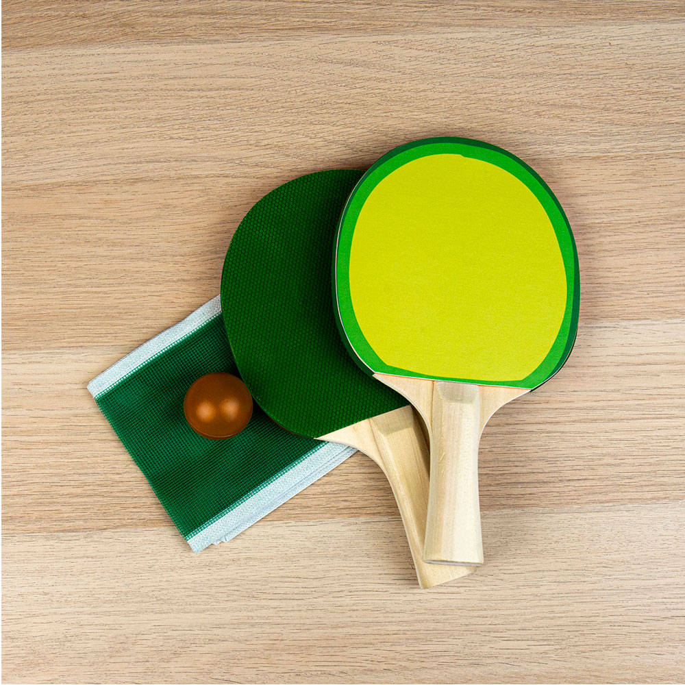 Avocado pingpong set