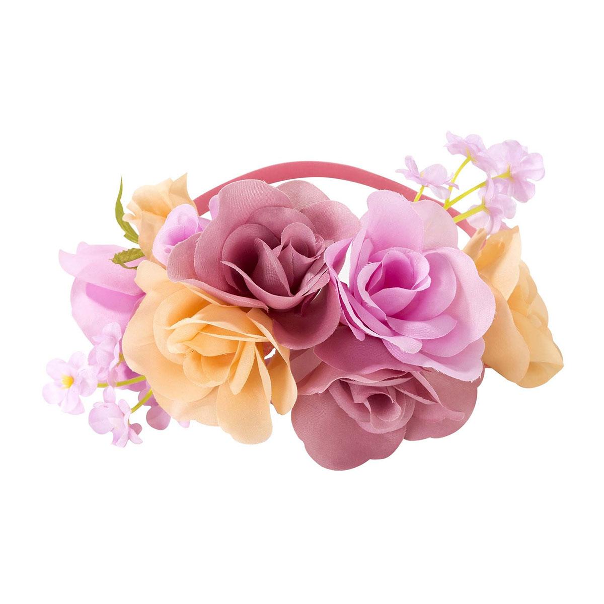 Blossom Girls bloemen hoofdtooi