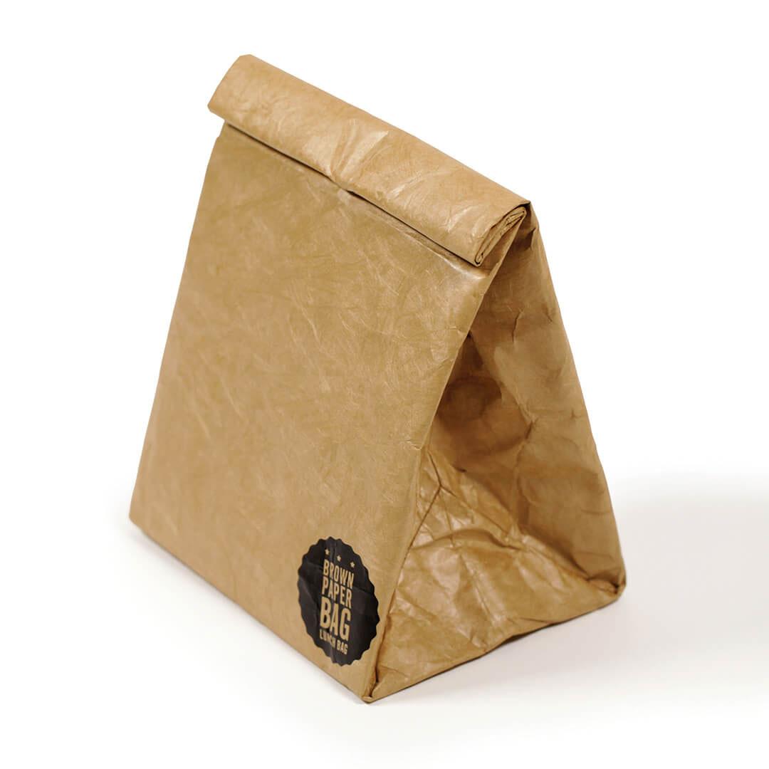 Papieren lunch zakje