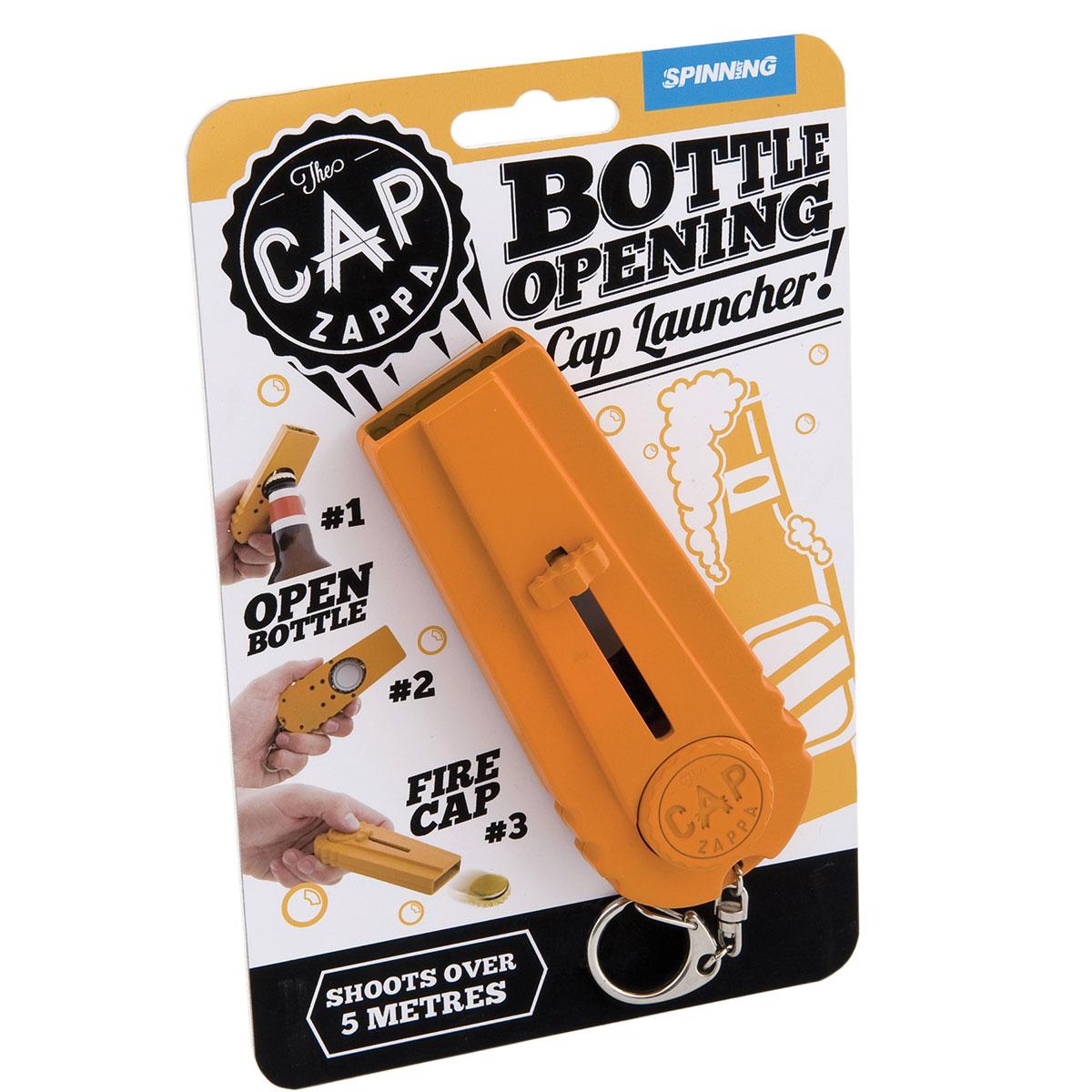 CAP Zappa - Flesopener met kroonkurkenopener