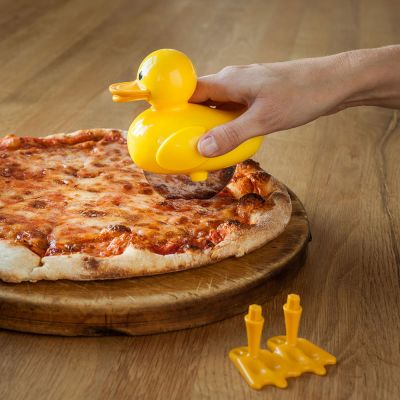 Ducky pizzasnijder