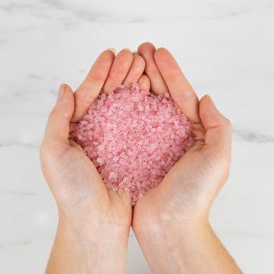 Kalmerende bad kristallen