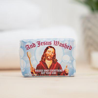 And Jesus Washed zeep