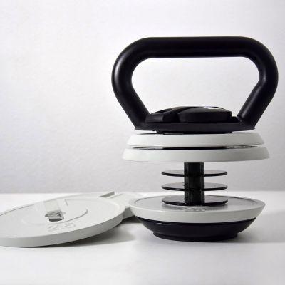 Kettlebell met Instelbaar Gewicht