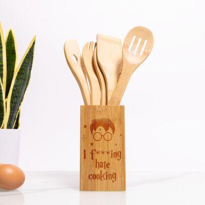 Keukengerei Houder 6-delig voor Magische chefs