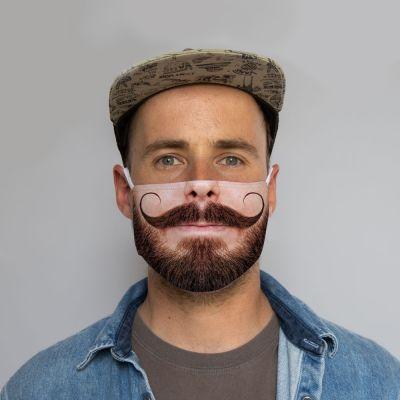 Baard mondmasker