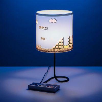 Nintendo NES-lamp Super Mario