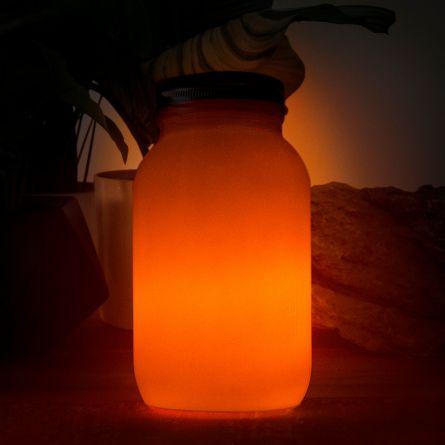 Solar Lamp « Fire Catcher »