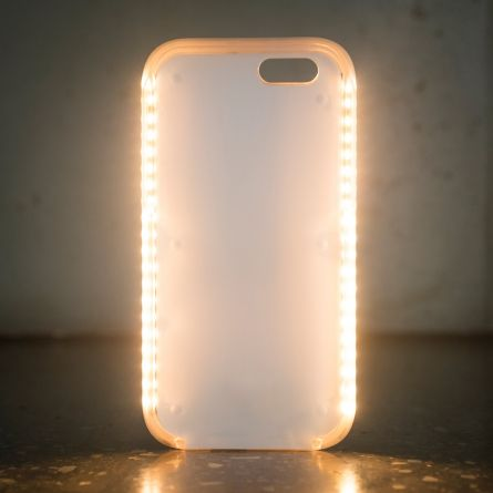 Light Case Powerbank voor iPhone 6, 6S en 7