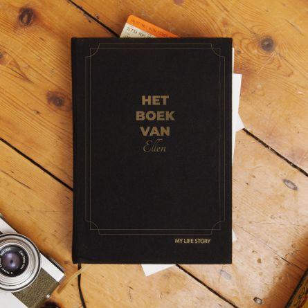Mijn levensverhaal dagboek